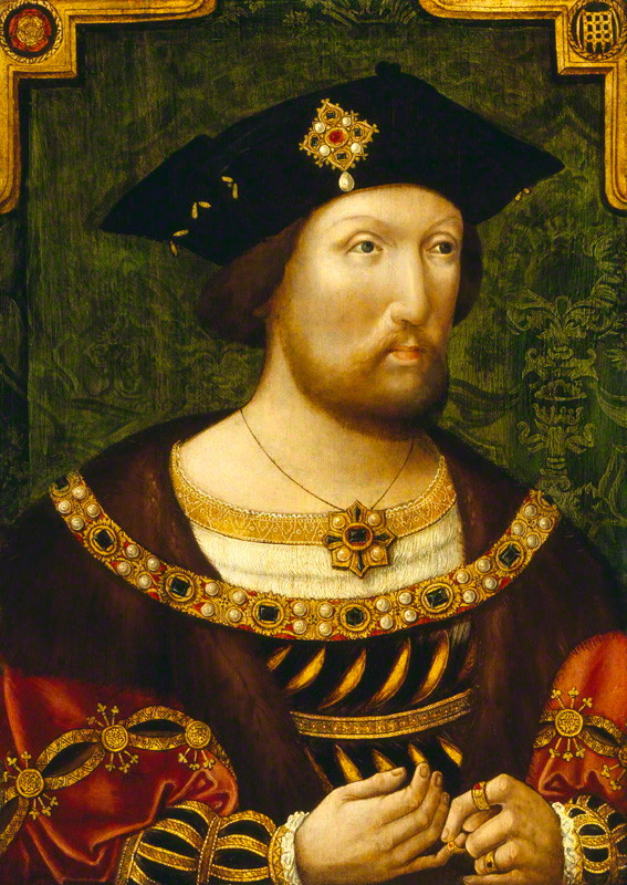 Henry VIII c.1520, by an unknown artist