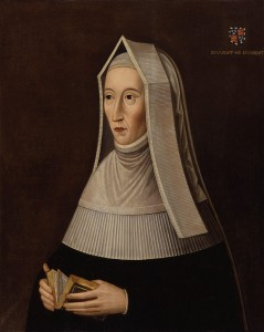 Margaret Beaufort 239x300 Tudor Claim to Throne