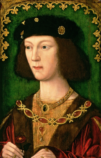 Henry VIII after his coronation, c.1509