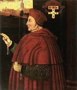 Cardinal Wolsey 256x300 Henry VIIIs Foreign Policy