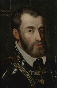 Charles V Ticiano 195x300 Henry VIIIs Foreign Policy