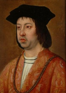 Ferdinand II Aragon 215x300 Henry VIIIs Foreign Policy