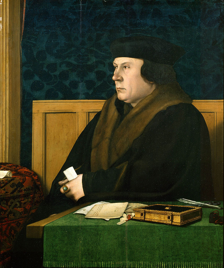 Was Thomas Cromwell responsible for Anne's death?.......