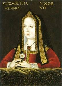 Elizabeth York 217x300 Elizabeth of York & Richard III
