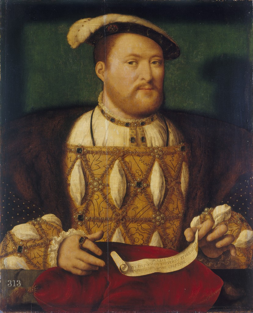 HenryVIII Joos van cleve Henry VIII Gallery