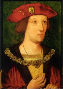 Arthur c1501 marriage 214x300 The Birth of Arthur Prince of Wales