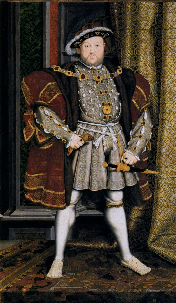 Henry VIII After Holbein Walker 594x1024 Henry VIII Gallery