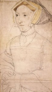 Jane Seymour Hobein Sketch 1536 171x300 The Death of Jane Seymour