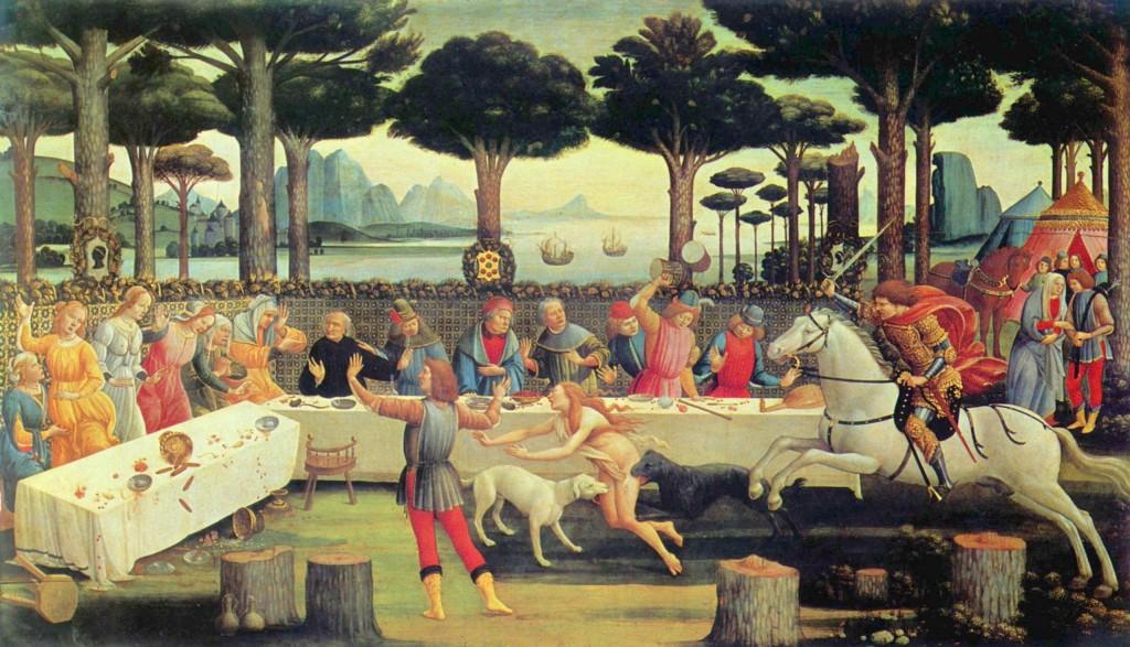 Banquet  Pine Forest 1024x587 A Tudor Banquet