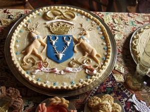 Cavendish Marchpane 300x223 A Tudor Banquet